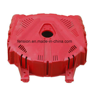 Injection Plastic Pump Shell pictures & photos
