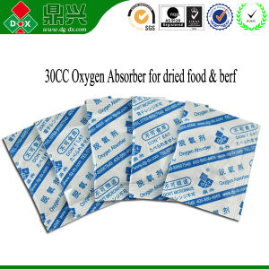 Oxygen Scavengers/Oxygen Absorbers Remove The Level of Oxygen in The Package pictures & photos
