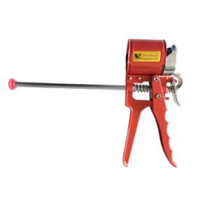 New Patent Caulking Gun