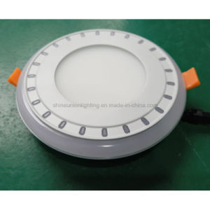 Round Two Color 3+2 W LED Panel Light pictures & photos