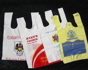 Automatic Single Line T-Shirt Bag Making Machine (SSH-600S) pictures & photos