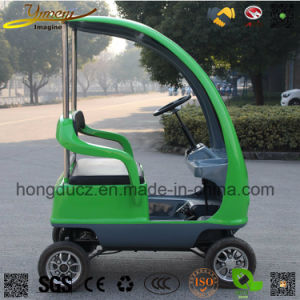 4 Wheel Cheap Vehicle Mini Car Small Electric Mobility Scooter pictures & photos
