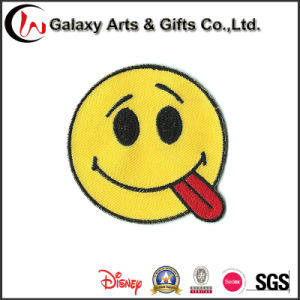 Smiling Face Embroidery Patch Garment Decorations pictures & photos