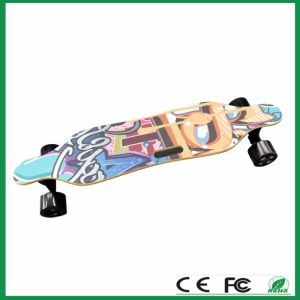 OEM Design Four Wheel Electric Outdoor Waterproof Skateboard pictures & photos