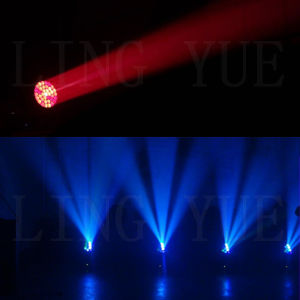 Zoom 19X15W RGBW 4in1 Bee Eye LED Moving Head Light pictures & photos