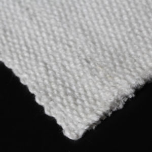 Heat Fire Flame Resistant Ceramic Fiber Fabric Cloth pictures & photos