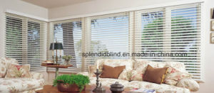 Tassel Windows Wooden Curtain Blinds Quality Blinds pictures & photos