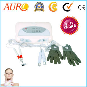 Galvanic Magic Gloves Bio Microcurrent Face Lift Machine pictures & photos