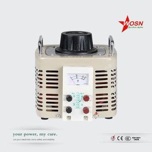 Tdgc/Tdgc2-7kVA Input 110V/220V to 0-250V Output Voltage Regulator