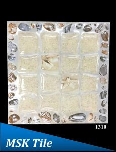 "12X12"" 5D Polished Crystal Pebbles Floor Tile 1310 pictures & photos"