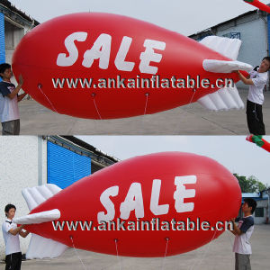 Newest Inflatable PVC Airship for Events pictures & photos