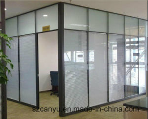 Office Clear Partition Tempered Toughened Laminated Glass Wall pictures & photos