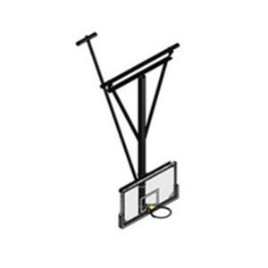Wholesale Ceiling Mounting SMC Backboard Basketball Goal for Sale pictures & photos