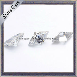 Customized Kite Shape Moissanite Pure Clarity Wholesale Synthetic Loose Diamonds pictures & photos