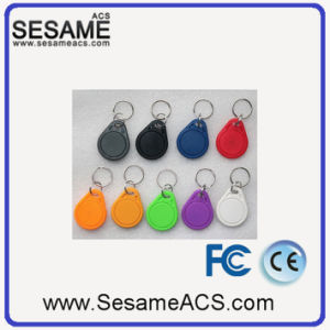 ABS Hot Sell Colourfull 13.56MHz MIFARE Tags (SDC8) pictures & photos