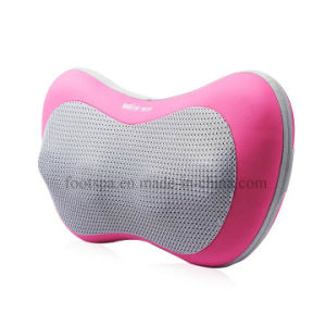 Mimir Electric Neck and Shoulder Shiatsu Car Neck Massage Pillows with Ce Certificate (MK-01) pictures & photos