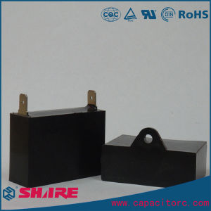 Box Type Cbb61 AC Motor Capacitor for Washing Machine pictures & photos