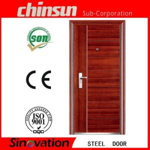 Professional Steel Security Door with Ce Certificate pictures & photos