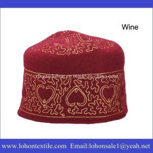 Muslim Prayer Hat Muslim Cap Wool Cap for Middle Eastern Man pictures & photos