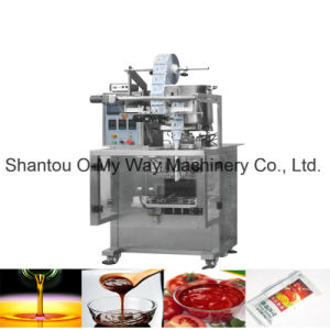 Automatic Vertical Packing Machine for Honey pictures & photos