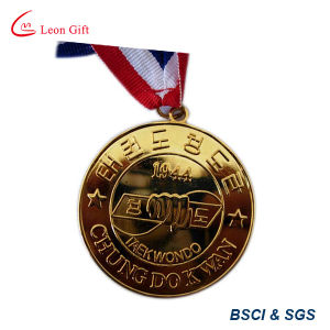 Factory Custom School Event Medal with Ribbon pictures & photos