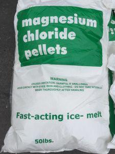 Magnesium Chloride Prills/Pellet (45%-48%) pictures & photos