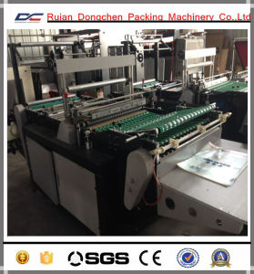High Speed Plastic PE PP Side Sealing Bag Making Machine (DC-B) pictures & photos