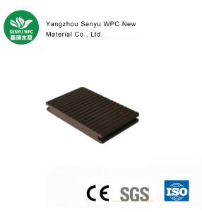Anti-Breaking Outdoor Wood Plastic Composite Decking pictures & photos