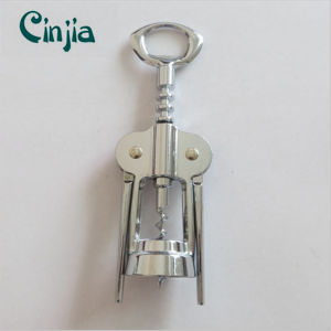 Zinc Alloy Corkscrew Easy Wine Opener (XP-724) pictures & photos