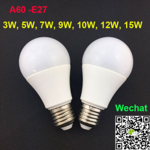 A60 10W LED Bulbs B22 E17 Hot Sale LED Lighting pictures & photos