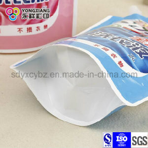 Capacity Customized Stand up Liquid Spout Bag pictures & photos