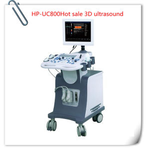 Economic Type Trolley 3D Color Doppler Ultrasound pictures & photos