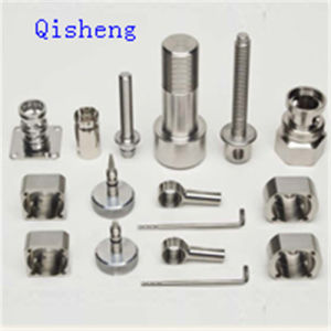 CNC Machining Parts, From Aluminum, Copper pictures & photos