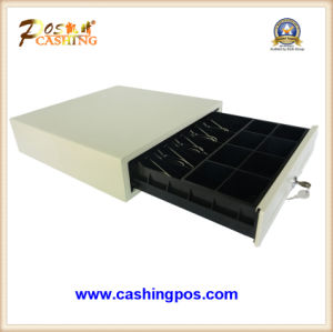 Automatic Open Cash Register/Drawer/Box with Micro Switch ABS Plastic Tray pictures & photos