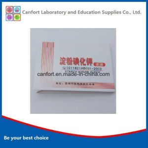 Lab Supplies Indicator Paper Starch Potassium Iodide Paper for Laboratory/School/Chemistry pictures & photos