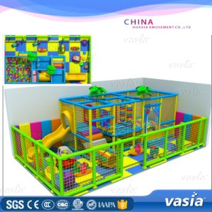 Indoor Playground Naughty Fort in Supermarket for Children pictures & photos
