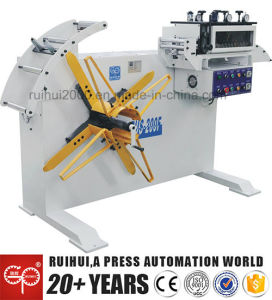 Automatic Uncoiler Straightener Press Machine and Decoiler Use on Press Line China Supplier pictures & photos