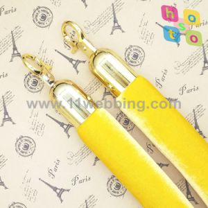 Queue Barriet Stanchion Velevet Rope for Hotel pictures & photos