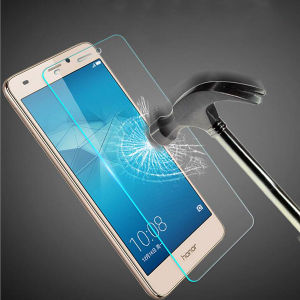 HD Ultra Thin Anti-Finger Full Covered Tempered Glass Film for Huawei Glory 5A pictures & photos