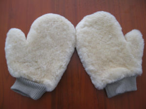 Australia Sheepskin Fur Car Wash Mitt