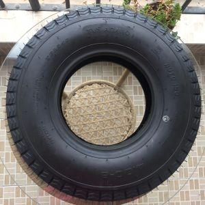 Motorcycle Tire / Tyre 400-8 Tvs Pattern pictures & photos