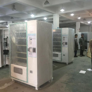 Advanced Bread Vending Machine with Mdb Standard pictures & photos