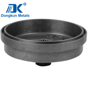 Sand Casting Steel Pulley Customied by Draw pictures & photos