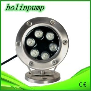 Hot Selling Waterproof Fountain Lighting LED Underwater Fishing Light (HL-PL12) pictures & photos