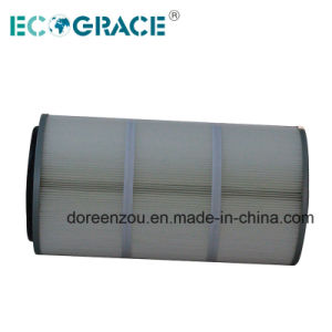 Polyester Air Cartridge Filter Media Dust Collector Filter Cartridge pictures & photos