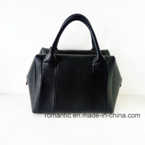 Trendy Fashion Designer Lady PU Boston Handbags (NMDK-052203) pictures & photos