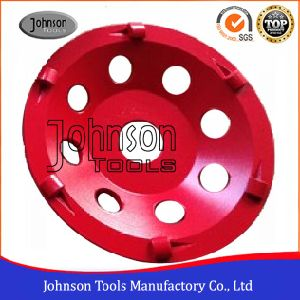 125mm-175mm Diamond PCD Block for Epoxy Floor Concrete Grinding pictures & photos