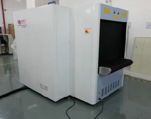 Multi-View Three Generator X Ray Baggage Scanner, Luggage Scanning System pictures & photos