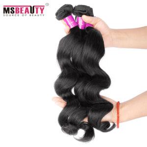 Unprocessed Wholesale 100% Human Real Mink Virgin Brazilian Hair pictures & photos