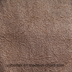 Hot Stamping 100% Polyester Home Textile Upholstery Sofa Fabric pictures & photos